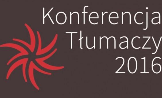 Konferencja Tłumaczy 2016