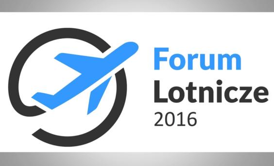 Forum Lotnicze 2016 baner