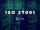 Zdjęcie serwerowni z logo biura tłumaczeń Bireta i napisem ISO 27001