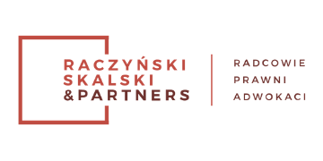 Logo kancelarii Raczyński, Skalski & Partners